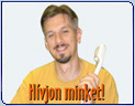 Hvjon minket!