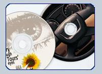 CD, DVD lemez másolás
