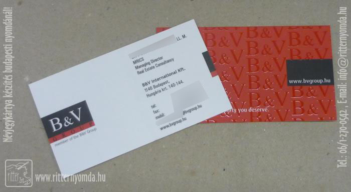 Offset printing business cards colourmoves Choice Image