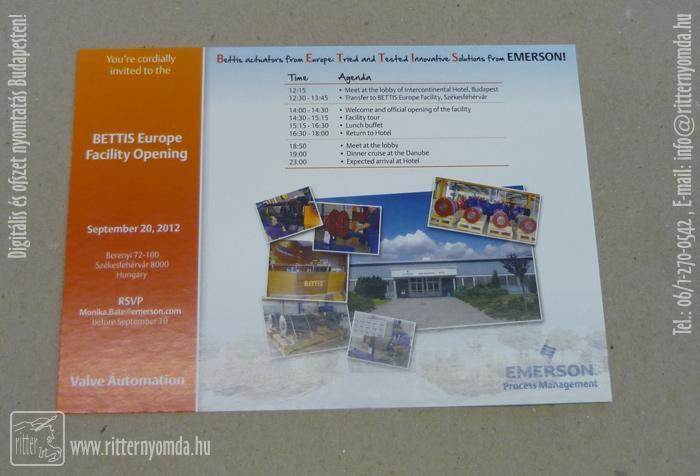 f16697a7e9 képeslap, angol, meghívó, a6, nyomtatás, készítés - Ritter Nyomda