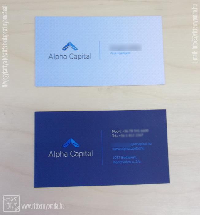 Digitaldruck Visitenkarten