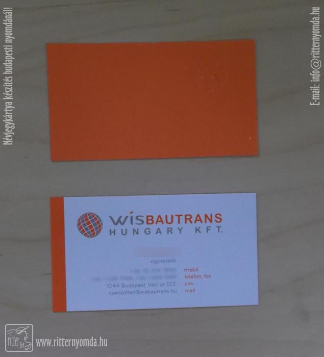 Offsetdruck Visitenkarten
