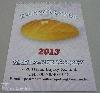 falinaptár a/3, pék, pékáru, naptár, a3