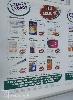 Digitális nyomtatás plakát, gyógyszertár, akciós, termékek, plotter, b2