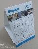 Digitális nyomtatás naptár, asztali, ajándék, 2014
