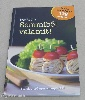 Digitális nyomtatás könyv, szakács, étel, recept, a5