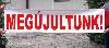 molinó, figyelemfelkeltő, megújulás, piros, fehér, szegve