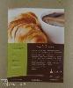 Digitális nyomtatás szórólap, pékáru, reggeli, szendvics, kávé