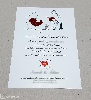 Wedding invitation printing overprinting - R0035_PU-30013, prefabricated parts