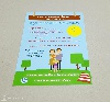 Digital printing flyer - family, day(s), Single-sided